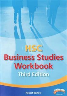HSC Business Studies Workbook by Robert Barlow - ISBN: 9781740818827