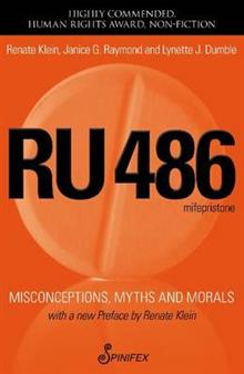 RU 486: Misconceptions, Myths & Morals