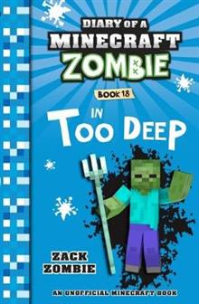 Diary of a Minecraft Zombie #18: In Too Deep