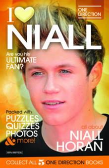 I Love Niall: All about Niall Horan