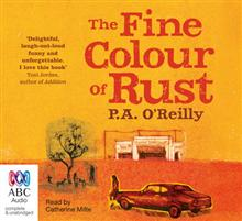 The Fine Colour of Rust
