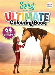 Spirit: Ultimate Colouring Book