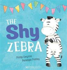Feelings #1: The Shy Zebra