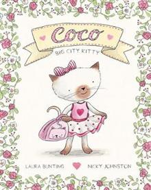Coco the Big City Kitty