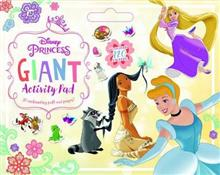 Disney Princess: Giant Activity Pad