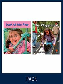 Flying Start Guided Reading Level 2, Pack 10: Paired student books (6x6), vocabulary starter (1) and lesson plan (1)