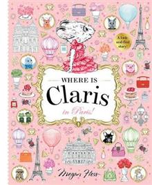 Where is Claris in Paris: A Look-and-find Story!