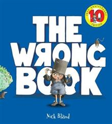 The Wrong Book 10th Anniversary Edition
