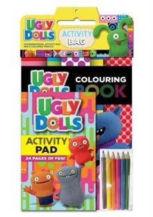 UglyDolls: Activity Bag