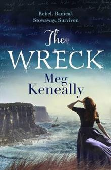 The Wreck: Rebel. Radical. Stowaway. Survivor.