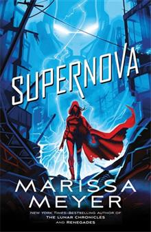 Supernova: Renegades Book 3