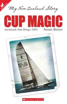 My New Zealand Story: Cup Magic Auckland/San Diego 1995