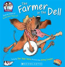 Farmer in the Dell (with CD)