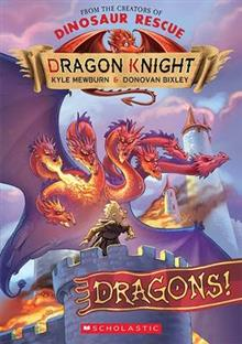 Dragon Knight: #4 Dragons!
