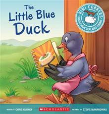 Kiwi Corkers: Little Blue Duck