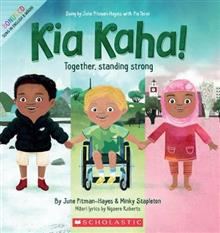 Kia Kaha: Together Standing Strong