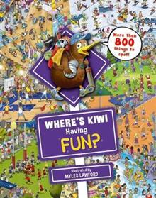 Where's Kiwi Having Fun?