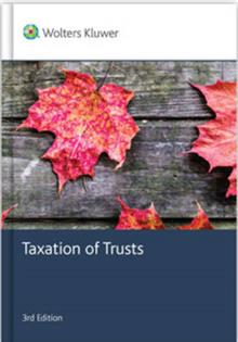 Taxation of Trusts Edition 3