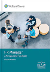 HR Manager - A New Zealand Handbook