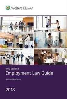 New Zealand Employment Law Guide 2018
