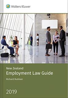 NZ Employment Law Guide 2019