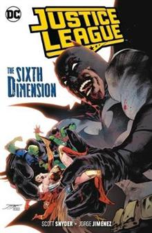 Justice League Volume 4: The Sixth Dimension