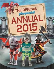 The Official PLAYMOBIL Annual 2015