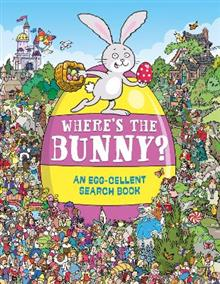 Where's the Bunny?: An Egg-cellent Search-and-Find Book
