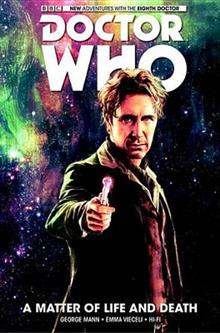Doctor Who: The Eighth Doctor: A Matter of Life and Death