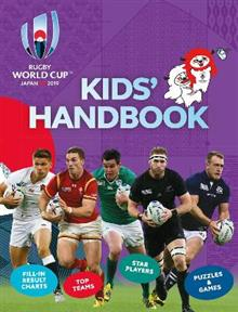Rugby World Cup 2019 TM Kids' Handbook