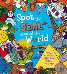 Spot The: Seal around the World