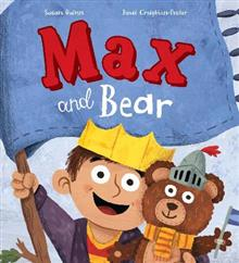 Storytime: Max and Bear