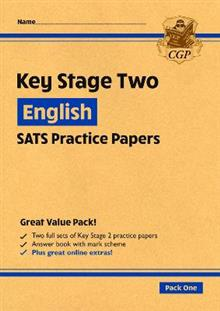 New KS2 English SATS Practice Papers: Pack 1 (for the 2021 tests)