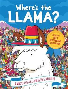Where's the Llama?: A Whole Llotta Llamas to Search and Find