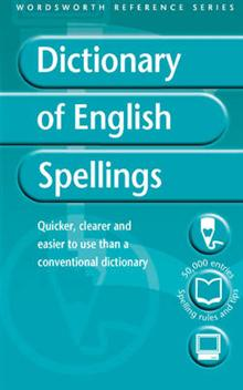 Dictionary of English Spelling