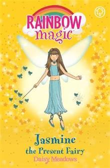 Rainbow Magic: Jasmine The Present Fairy: The Party Fairies Book 7