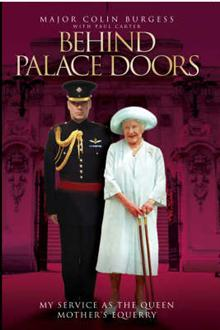 Behind Palace Doors