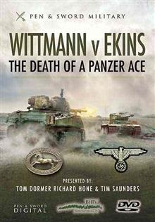 Wittman Vs Ekins - the Death of a Panzer Ace: Dvd Firm Sale