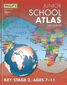 Philip's Junior School Atlas 10th Edition