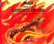 Maui and the Goddess of Fire