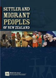 Settler and Migrant Peoples of New Zealand