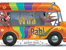 Nga Wira o te Pahi (The Wheels on the Bus Maori edition)