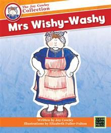 Mrs Wishy-Washy - Big Book