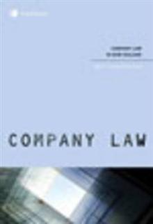 Company Law in New Zealand