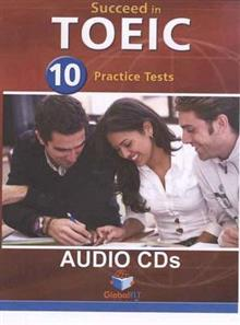 Succeed in TOEIC - 10 Practice Tests - Audio CDs