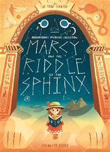 Brownstone's Mythical Collection: Marcy and the Riddle of the Sphinx (Paperback)