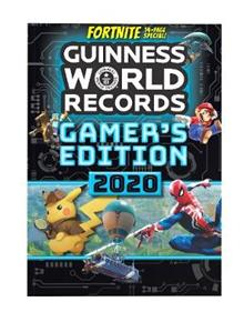 Guinness World Records Gamer's Edition: 2020