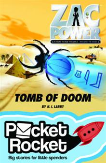 Zac Power - Tomb of Doom