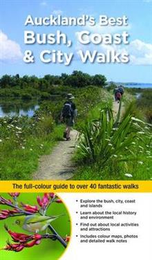 6-copy counterpack - Auckland Walks: The Full-Colour Guide to Over 40 Fantastic Walks