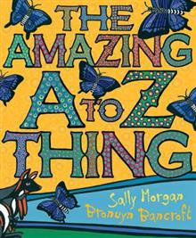 The Amazing A-Z Thing: Little Hare Books